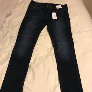 Express Mid Rise Leggings/Jeans in an 8S